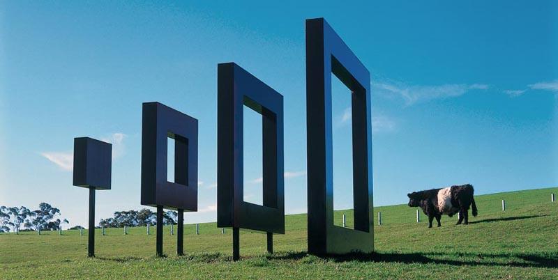 richard thompson untitled gibbs farm 2 The Incredible Sculptures of Gibbs Farm
