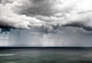 Picture of the Day: Lone Sailboat at Sea in Germany