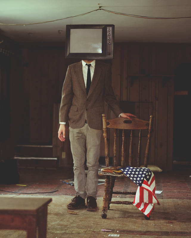 surreal self portraits and photo manipulations by kyle thompson 2 Surreal Self Portraits by Kyle Thompson