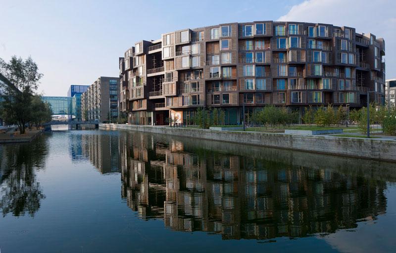 tietkenkollegiet circular residence student dorm copenhagen denmark 3 The Worlds Coolest University Dorm
