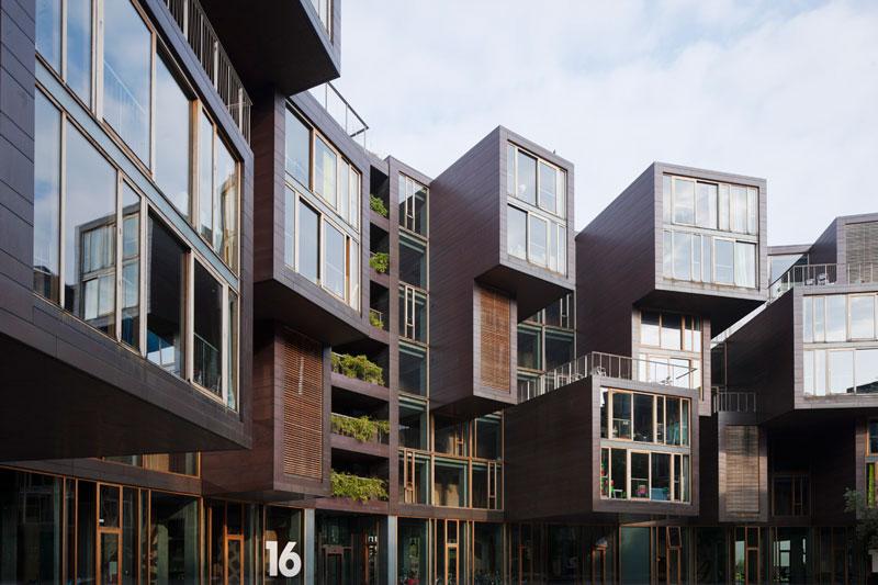 tietkenkollegiet circular residence student dorm copenhagen denmark 4 The Worlds Coolest University Dorm