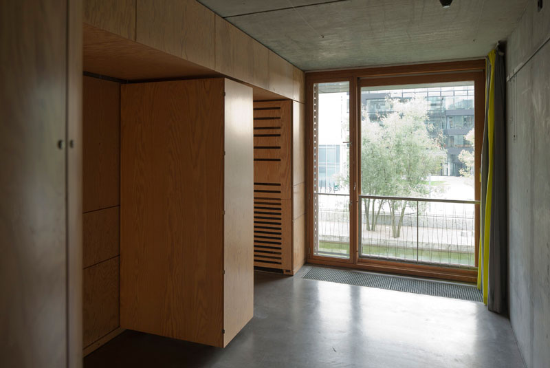 tietkenkollegiet circular residence student dorm copenhagen denmark 5 The Worlds Coolest University Dorm