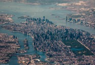 Picture of the Day: Tilt-Shift Aerial of New York