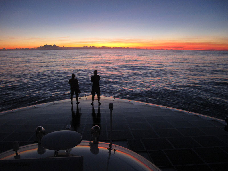 turanor planetsolar boat first solar powered boat to circumnavigate the world 11 The Solar Powered Boat that Circumnavigated the World
