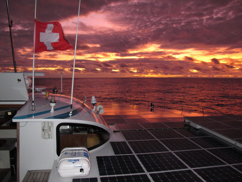 turanor planetsolar boat first solar powered boat to circumnavigate the world 12 The Solar Powered Boat that Circumnavigated the World