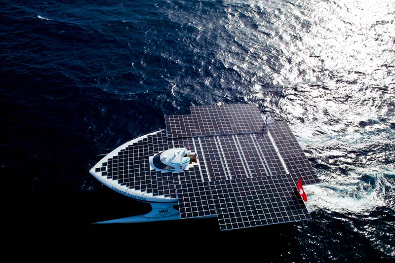 turanor planetsolar boat first solar powered boat to circumnavigate the world 5 High Speed Superbus Aims to Disrupt Personal Transport Industry