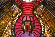 A Giant Gallery of Unique Staircase Designs