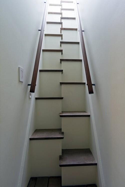 miniature platforms staircase