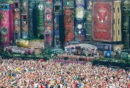 Picture of the Day: The Incredible Main Stage at Tomorrowland