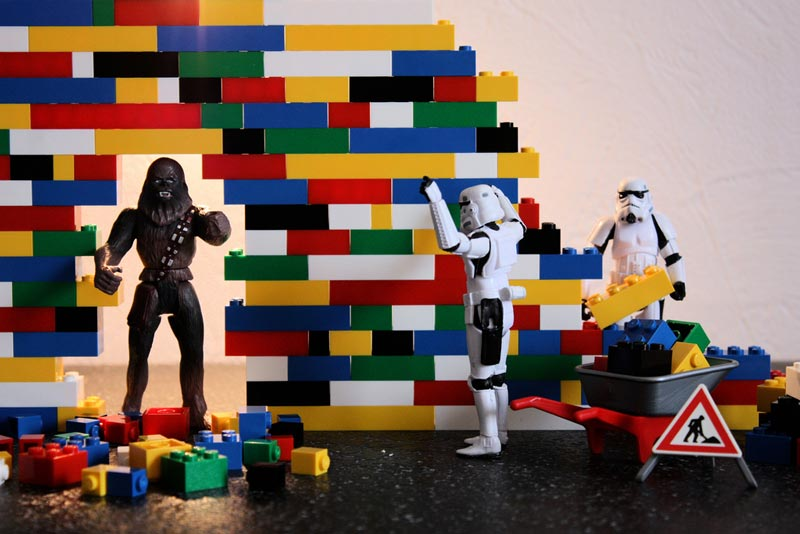a day in the life of a stormtrooper 365 by stefan le du 1 A Day in the Life of a Stormtrooper