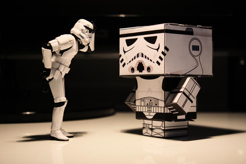 a day in the life of a stormtrooper 365 by stefan le du 14 A Day in the Life of a Stormtrooper