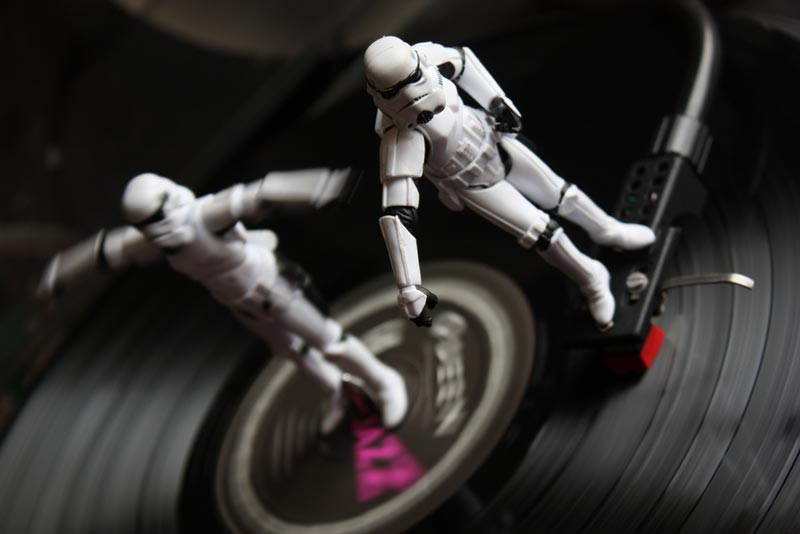 a day in the life of a stormtrooper 365 by stefan le du 7 A Day in the Life of a Stormtrooper