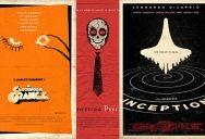Creative Alternate Movie Posters by Adam Rabalais