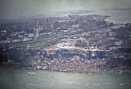 The Day Niagara Falls Went Dry