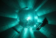The Deepest Indoor Swimming Pool in the World