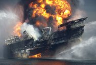 Picture of the Day: The Deepwater Horizon Explosion