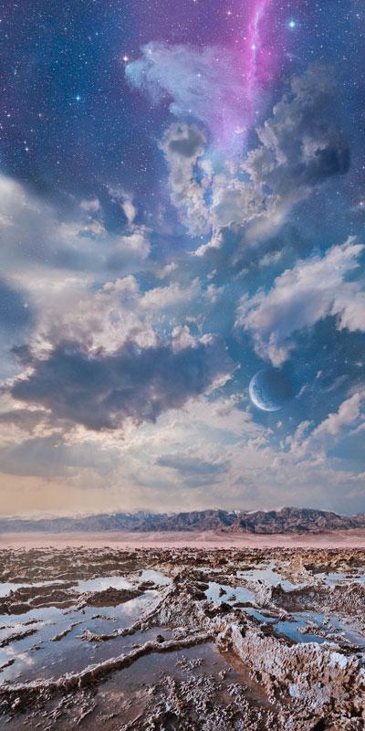 fantasy landscapes nathan spotts 9 Fantasy Landscapes by Nathan Spotts