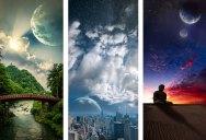 Fantasy Landscapes by Nathan Spotts