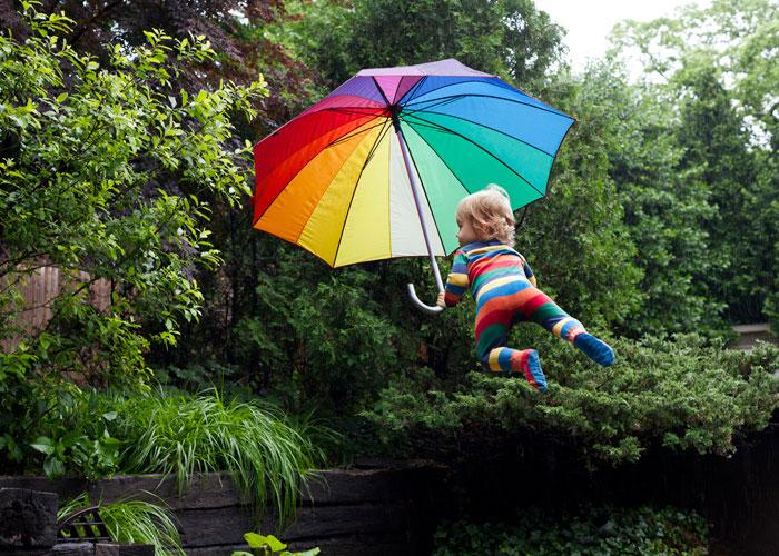 flying baby henry by rachel hulin 8 Mamika the Superhero Grandma