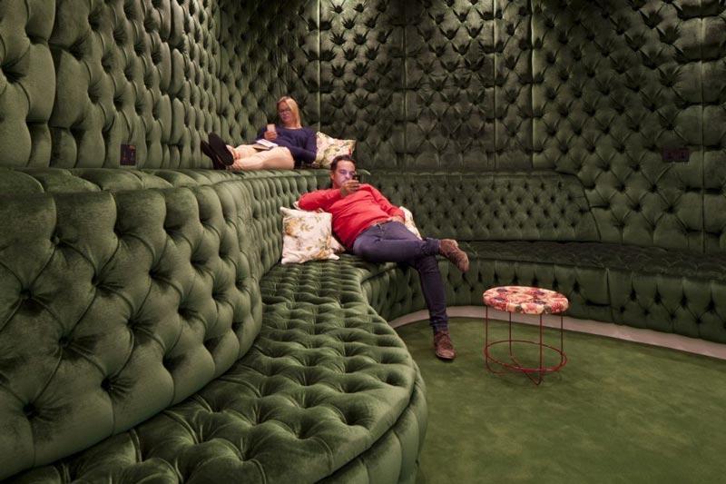 google london hq office by penson 5 Googles Funky Headquarters in London