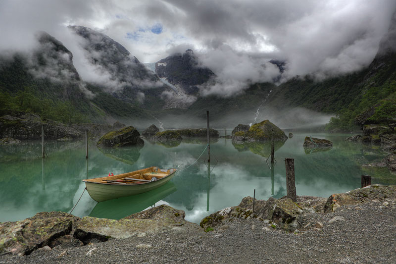lake bondhus norway The 2012 Wikimedia Commons Pictures of the Year