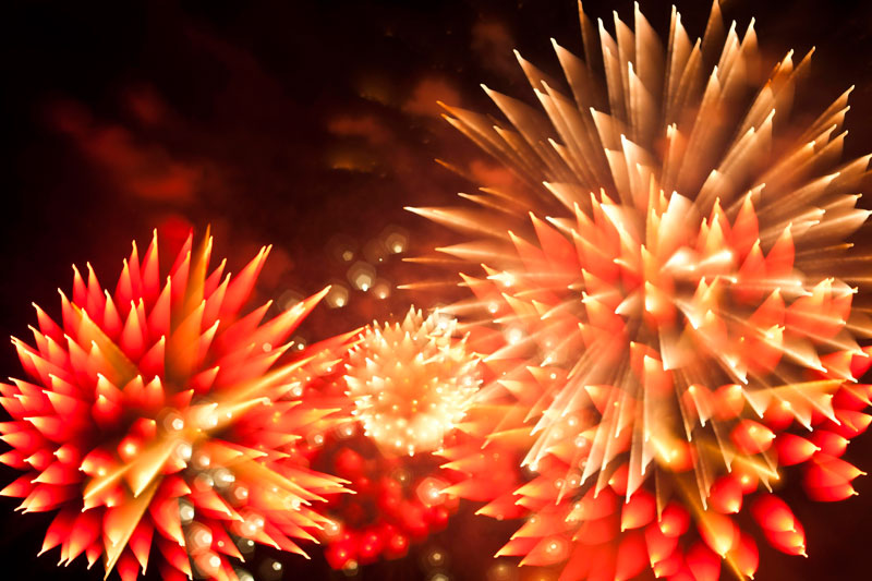 long exposure fireworks like youve never seen before david johnson 12 Long Exposure Fireworks Like Youve Never Seen