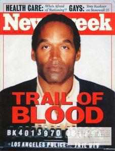 newsweek oj simpson magazine cover controversial newsweek oj simpson magazine cover controversial