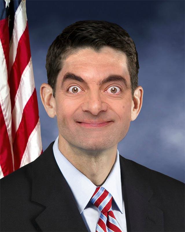 paul ryan funny photoshop mr bean Photoshop Fun with Paul Ryan [15 pics]