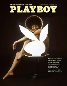 playboy 1971 first african american on cover playboy 1971 first african american on cover