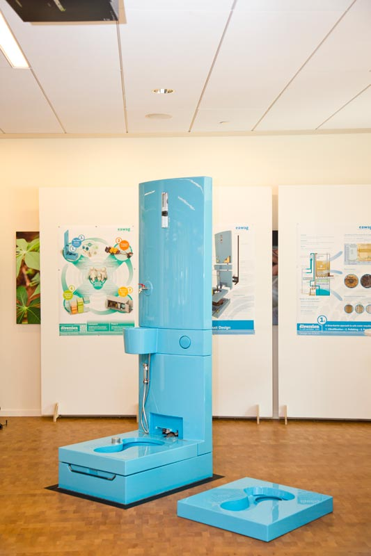 reinvent the toilet eawag swiss federal institute Bill Gates Wants to Reinvent the Toilet