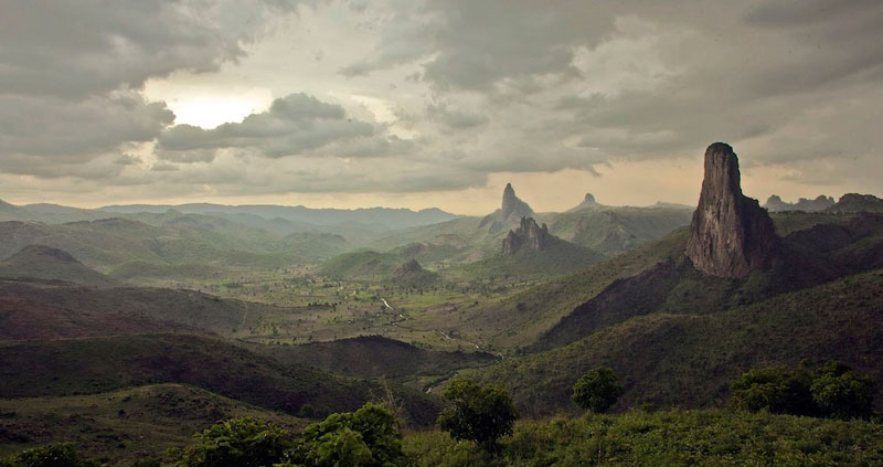 rhumsiki cameroon kyle mijlof1 Picture of the Day: The View from Rhumsiki, Cameroon