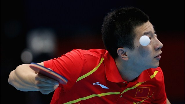table tennis funny faces at olympics ping pong 4 The Funny Faces of Table Tennis