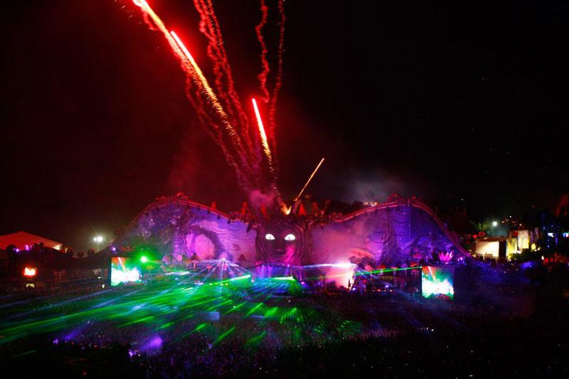 tomorrowland music festival stage belgium 11 The Amazing Stage Designs of the Tomorrowland Music Festival