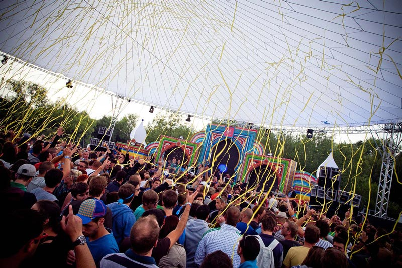 tomorrowland music festival stage belgium 12 The Amazing Stage Designs of the Tomorrowland Music Festival