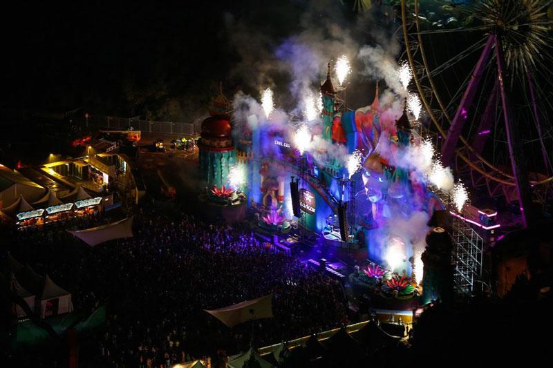 tomorrowland music festival stage belgium 15 The Amazing Stage Designs of the Tomorrowland Music Festival