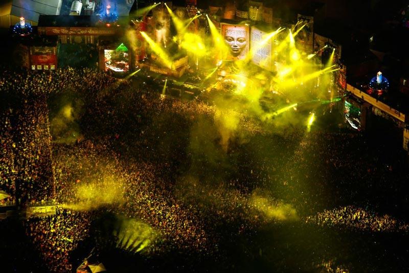 tomorrowland music festival stage belgium 17 The Amazing Stage Designs of the Tomorrowland Music Festival