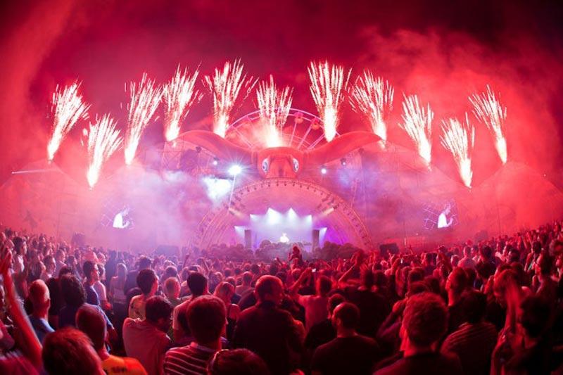 tomorrowland music festival stage belgium 3 The Amazing Stage Designs of the Tomorrowland Music Festival