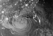 Picture of the Day: Tropical Storm Isaac from Space at Night