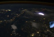 Picture of the Day: What Lightning Looks Like From Space