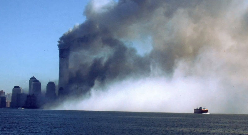 9 11 september 11 attacks from harbor The Largest Sea Evacuation in History