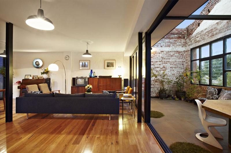 abbotsford warehouse apartments conversion melbourne australia itn architects 1 Amazing Warehouse Apartments Conversion in Melbourne