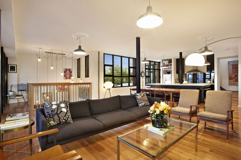 abbotsford warehouse apartments conversion melbourne australia itn architects 11 Amazing Warehouse Apartments Conversion in Melbourne