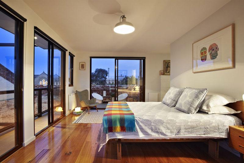 abbotsford warehouse apartments conversion melbourne australia itn architects 12 Amazing Warehouse Apartments Conversion in Melbourne