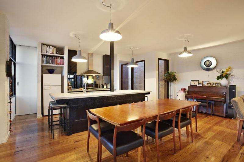 abbotsford warehouse apartments conversion melbourne australia itn architects 13 Amazing Warehouse Apartments Conversion in Melbourne