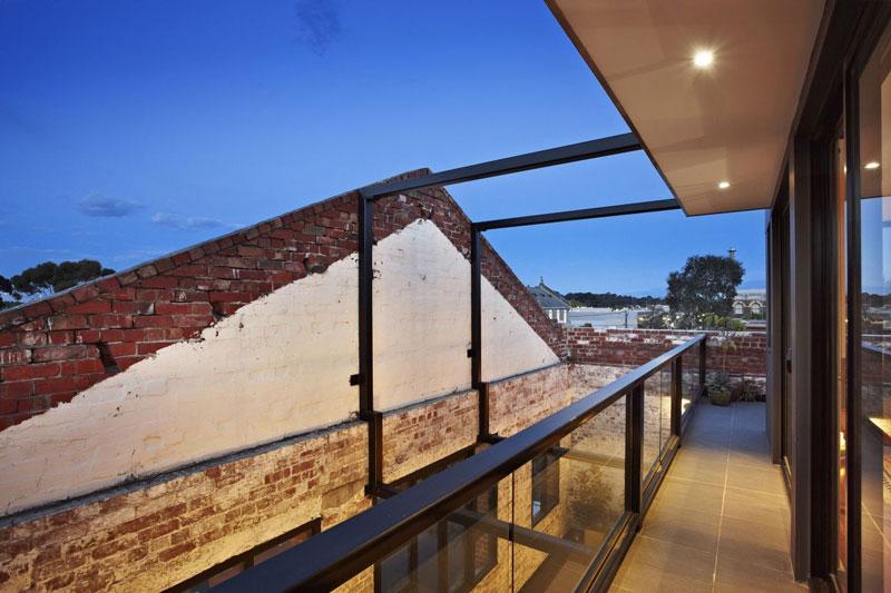 abbotsford warehouse apartments conversion melbourne australia itn architects 16 Amazing Warehouse Apartments Conversion in Melbourne