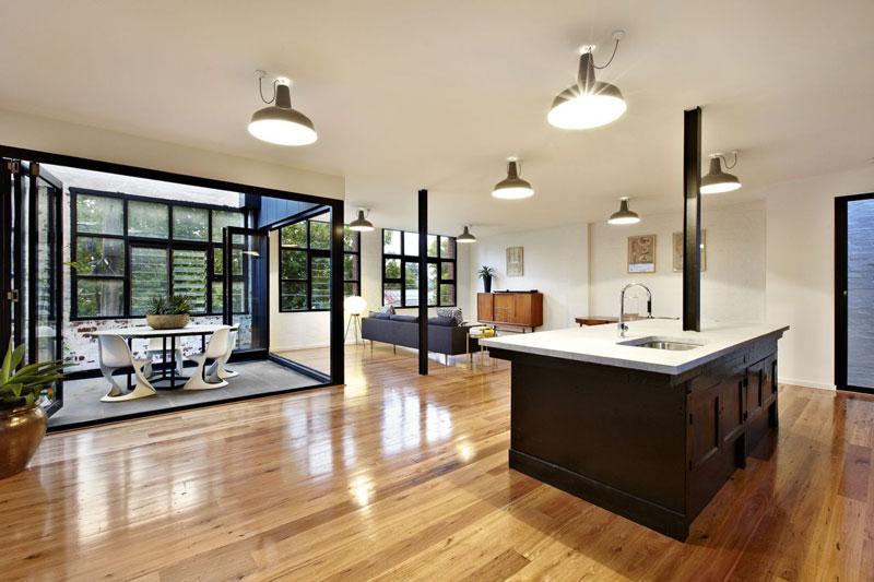 abbotsford warehouse apartments conversion melbourne australia itn architects 18 Amazing Warehouse Apartments Conversion in Melbourne