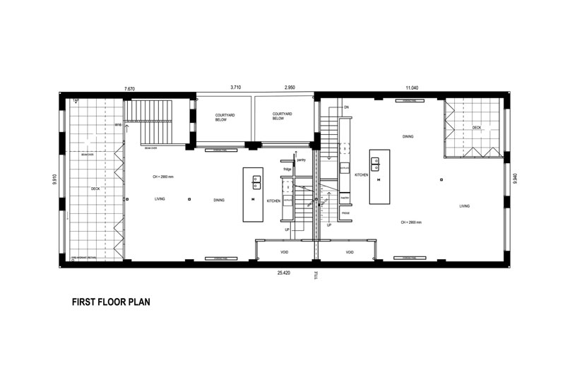 abbotsford warehouse apartments conversion melbourne australia itn architects 20 Amazing Warehouse Apartments Conversion in Melbourne