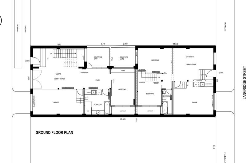 abbotsford warehouse apartments conversion melbourne australia itn architects 21 Amazing Warehouse Apartments Conversion in Melbourne