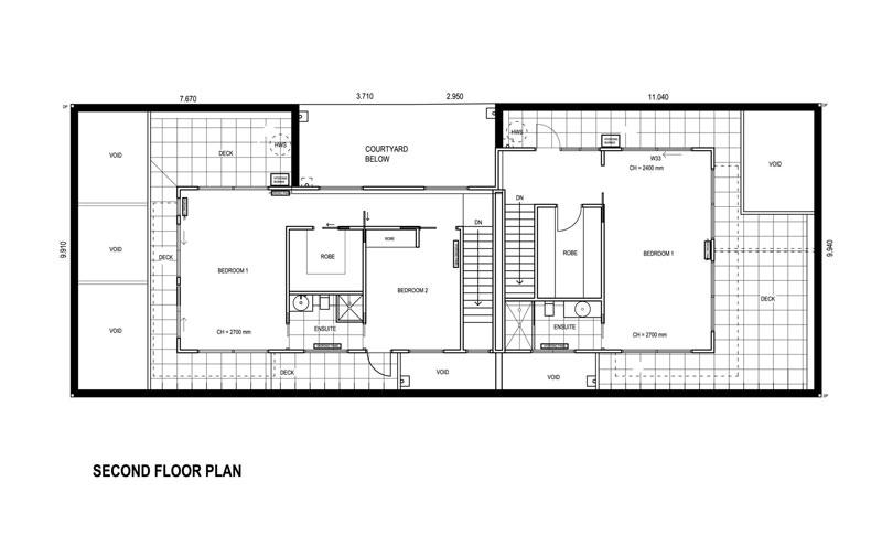 abbotsford warehouse apartments conversion melbourne australia itn architects 22 Amazing Warehouse Apartments Conversion in Melbourne