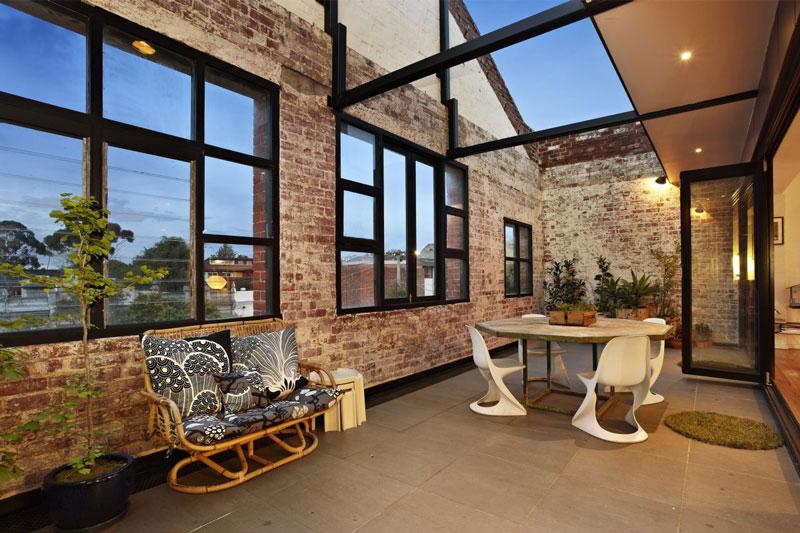 abbotsford warehouse apartments conversion melbourne australia itn architects 4 Amazing Warehouse Apartments Conversion in Melbourne